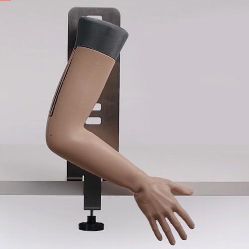 Simulador de redução da fratura de Colles